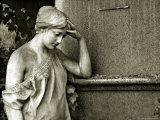 Cemetery Statues  no 6