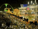 Rio Carnival  Rio de Janeiro  Brazil