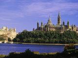 Canadian Parliament  Ottowa  Ontario  Canada