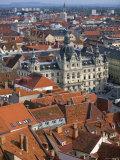 Town Hall  Graz  Styria  Austria