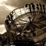Wheel, no. 2 Papier Photo par Judith Bartos