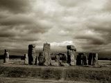 Stonehenge Papier Photo par Judith Bartos