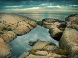 Edge of Time Papier Photo par Irene Suchocki