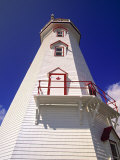 East Point Lighthouse  Prince Edward Island  Canada