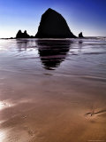 Haystack Rock at Noon