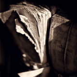 Detail of Antique Pages