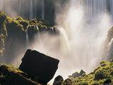 Iguacu Falls Waterfall  Argentina