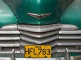 1950s American Car  Havana  Cuba