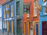 Shop Fronts  Dingle  Co Kerry  Ireland