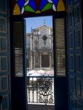 Plaza de La Catedral  Havana Vieja  Havana  Cuba