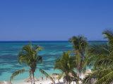 Playa Ancon  Peninsula de Ancon  Nr Trinidad  Cuba