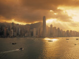 Hong Kong Skyline from Kowloon  China