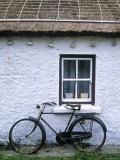 Cottage  Gencolumbkille  Donegal Peninsula  Co Donegal  Ireland