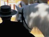 Feria Del Caballo  Jerez de La Frontera  Andalucia  Spain