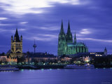 Cathedral at Cologne  North Rhine Westphalia  Germany