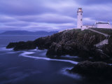 Lighthouse at Fanad Head  Donegal Peninsula  Co Donegal  Ireland