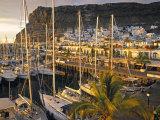 Puerto de Mogan  Gran Canaria  Canary Islands  Spain
