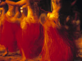 Dancers  Raratonga  Cook Islands