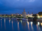 Giralda Tower  Seville  Sevilla Province  Andalucia  Spain