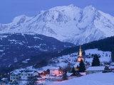 Combloux  Haute Savoie  France