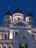Alexander Nevsky Church  Tallinn  Estonia