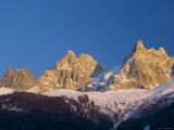 Aiguille du Midi  Chamonix  Haute Savoie  France