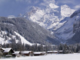 Kandersteg  Berner Oberland  Switzerland