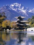 Black Dragon Pool  Lijiang  Yunnan  China