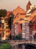 Ponts-Couverts  Strasbourg  Alsace  France