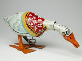 Clockwork Toy Goose