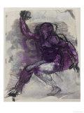 Le Dessins de Auguste Rodin: Plate No55  19th Century