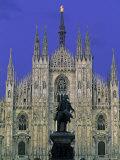 Duomo  Milan  Lombardia  Italy