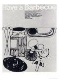 1960's Food Graphics