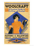 Woolcraft  A Practical Guide to Knitting and Crochet