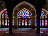 Nasih Mosque  Shiraz  Fars Province  Iran