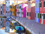 Burano  Venice  Italy