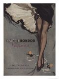1950&#39;s Kayser Bondor Nylons Advertisement