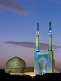 Jameh Mosque  Yazd  Iran