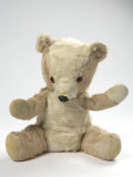 Teddy Bear in Yorkshire Cloth  c1960-65