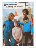 Woolworth Family Knitwear For Leisure Advertisement