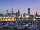 Kuwait City and Sharq Souk Marina  Kuwait