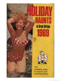 1969 Holiday Haunts in Great Britain