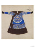 Winter Court Robe Worn by the Emperor  China