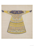 Summer Court Robe Worn by the Emperor  China