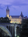 Pont Adolpe  State Savings Bank  Luxembourg