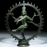 Shiva Nataraja in Bronze  12th Century