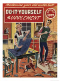 Do It Yourself  Spring 1957
