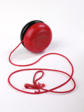 Red and Black Yoyo
