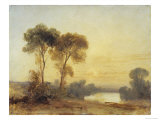 Sunset  19th Century