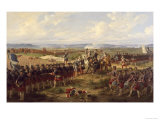 The Battle of Fontenoy  c1745
